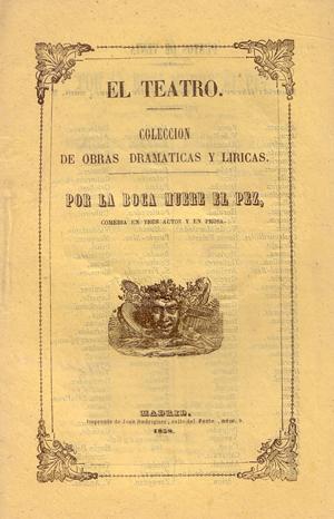 La edición teatral en el siglo XIX