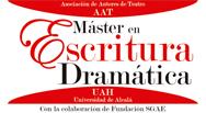 Máster en escritura dramática AAT-UAH. 2015-2016