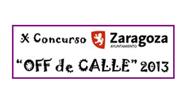 Concurso <i>Off de Calle</i> de Zaragoza