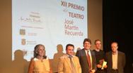 Premio para Tomás Afán Muñoz