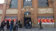 Éxito del XV Salón internacional del libro teatral