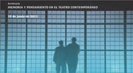 Seminario <i>Memoria y pensamiento en el Teatro Contemporáneo</i>
