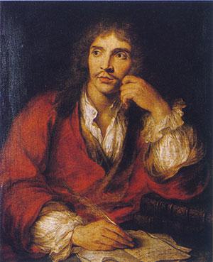 "Jean-Baptiste Poquelin ""Molière"" (París, 1622-1673)"