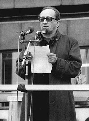 Heiner Müller (Eppendorf, Sajonia, 1929-1995)