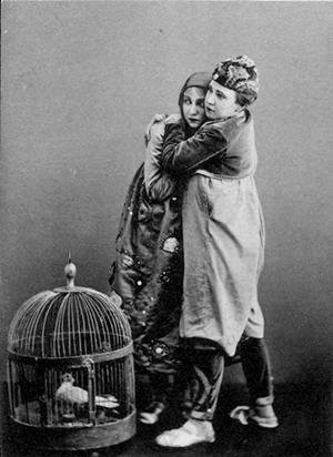 El pájaro azul, de Maurice Maeterlinck (1908)