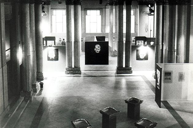 Muestra Samuel Beckett (Círculo de Bellas Artes, 1985).
