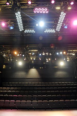 Sala Francisco Nieva del Teatro Valle-Inclán.