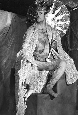 Escoria, de Elfo Teatro (Sala Triángulo, 1989).