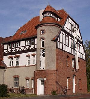Pumpenhaus, en Münster (Alemania)