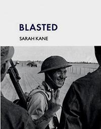 Blasted, de Sarah Kane (imagen de cubierta).