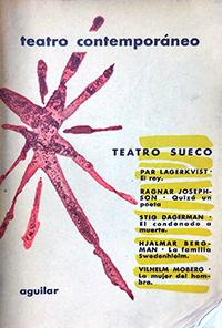 Teatro contemporáneo. Teatro sueco