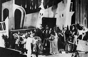 La princesa Turandot, de Carlo Gozzi, dirigida por Yevgeny Vakhtangov (1922).