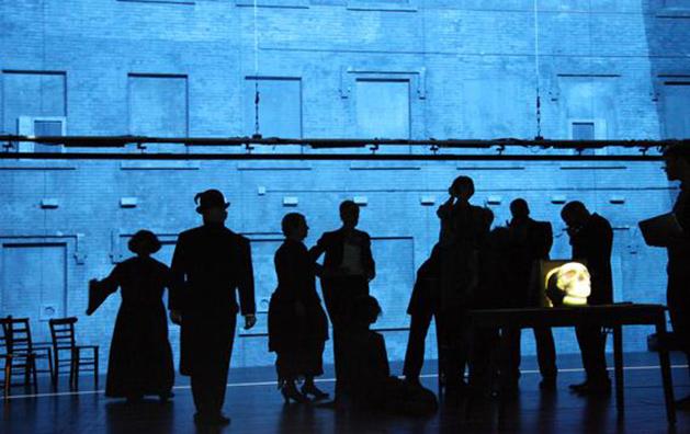 El maestro y Margarita, de Bulgákov, por la Compañía Británica Complicite - Teatros del Canal 2012