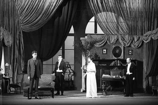 El pensamiento – Teatro Marquina, 1963. Dir. Fernando Fernán-Gómez