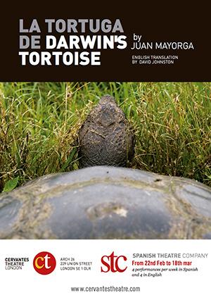 La tortuga de Darwin's Tortoise by Juan Mayorga