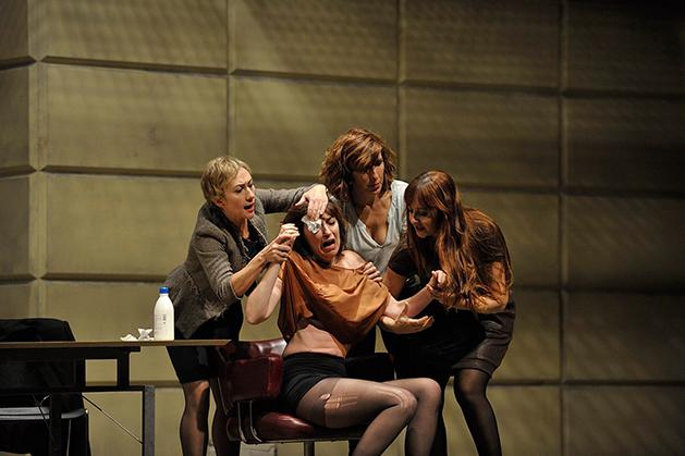Aventura!, escrita y dirigida por Alfredo Sanzol. Traducción: Sergi Belbel (2012).