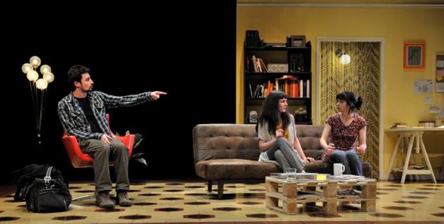 Burundanga. Autoría: Jordi Galcerán. Dirección de escena: Jordi Casanovas.