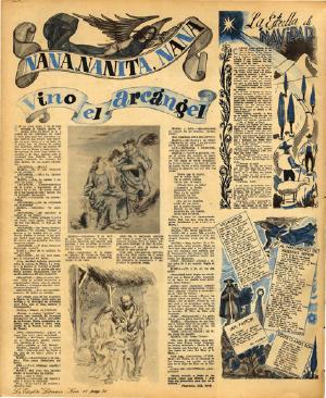 La Estafeta Literaria. 15 de diciembre de 1944. Madrid. (Pág.30)