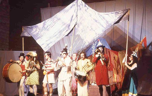 Sol, Solet, de Els comediants, 1980.