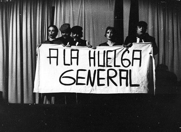 Cambio de tercio, por el grupo Tábano (1976).