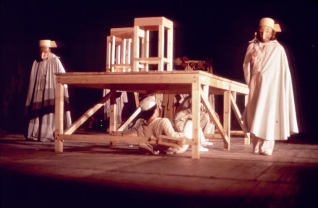 La torna, de Els Joglars. (1977).