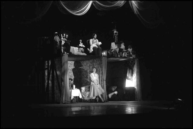 La sala de les nines, 1979.