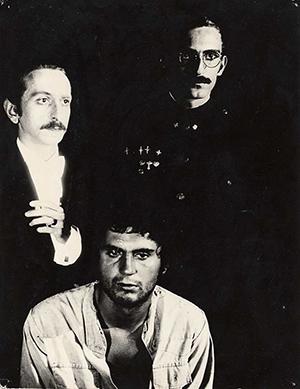 Parábola, de Miguel Alarcón, Aula 6, 1977.