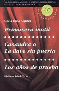 Obras de María Luisa Algarra.