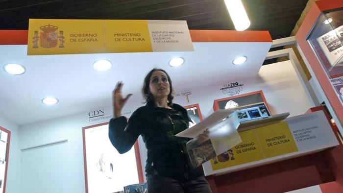 Novedades editoriales xiv sal n internacional del libro for Inaem oficina virtual